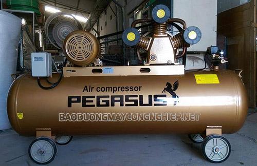 Máy nén khí Pegasus có độ bền cao không thua kém các dòng máy khác