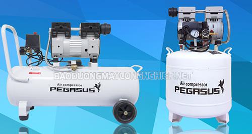Máy nén khí Pegasus có hiệu suất làm việc lớn, tỷ số nén cao, mức độ làm việc ổn định
