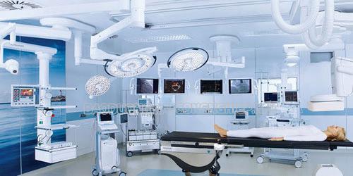 Hệ thống khí nén y tế cần đảm bảo cung cấp đầy đủ cho các thiết bị