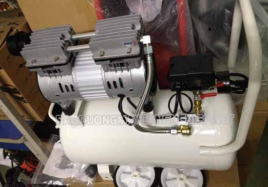 Máy nén khí bơm hơi mini có thể sửa chữa tại nhà