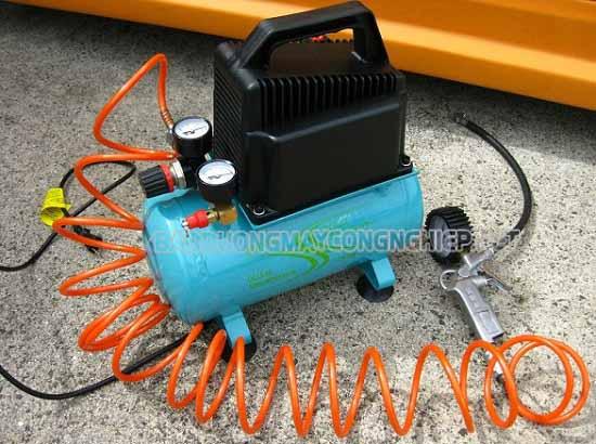 sửa chữa máy bơm hơi loại nhỏ tại nhà