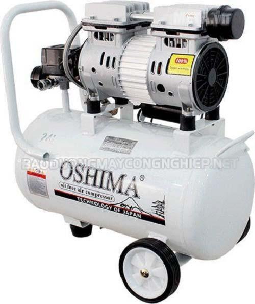 Có nhiều nguyên nhân dẫn đến tình trạng chảy dầu ở máy nén khí