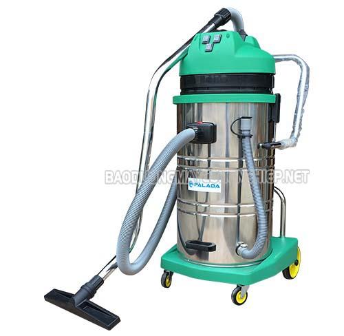Máy hút bụi thiết bị quan trọng trong các tiệm rửa xe chuyên nghiệp