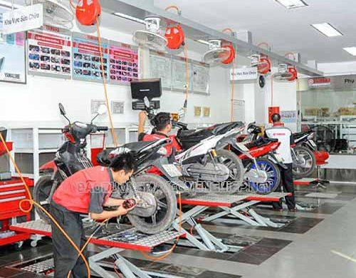 Hướng dẫn bảo dưỡng xe máy Yamaha như thợ chuyên nghiệp