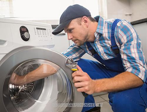 Bảo dưỡng gioăng máy giặt để thiết bị hoạt động hiệu quả