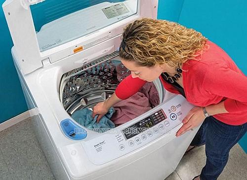 Hiệu quả của việc cọ rửa máy giặt thường xuyên sẽ hạn chế được cặn bẩn vón cục