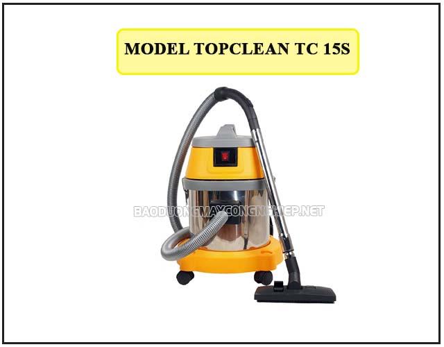 máy hút bụi công suất lớn TopClean TC 15S