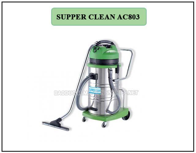 Máy hút bụi nhà xưởng Supper Clean AC803