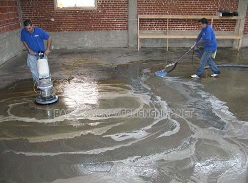 Cách chọn máy chà sàn công nghiệp