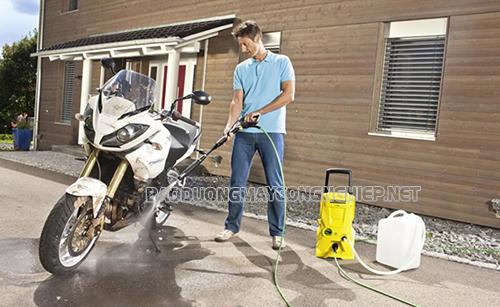 Giúp bạn khắc phục lỗi máy rửa xe rò điện dễ dàng