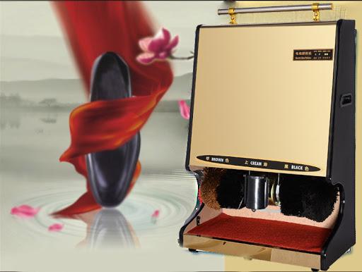 Máy đánh giày SHN G1 của thương hiệu Shiny