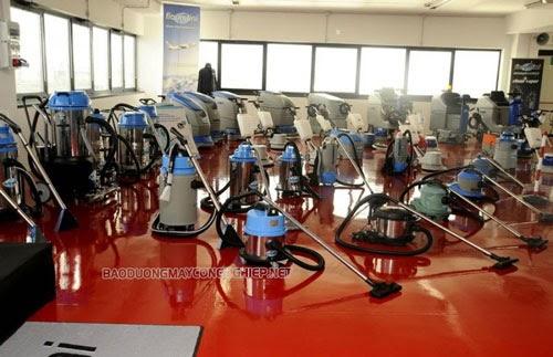 Tìm hiểu về các sản phẩm máy hút bụi Hàn Quốc