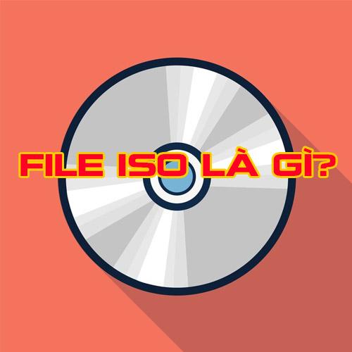 file iso là gì