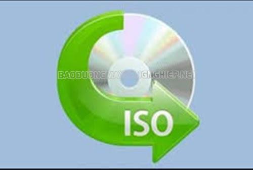 mount file iso là gì