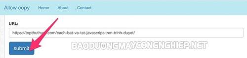 cách copy trang web không cho copy trên chrome