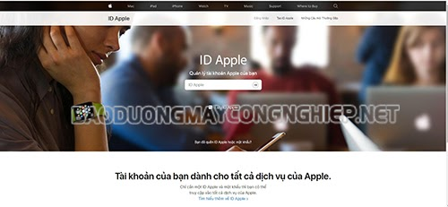 tạo Id Apple miễn phí