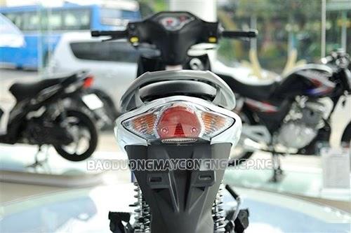 xe máy điện không gương có bị phạt không