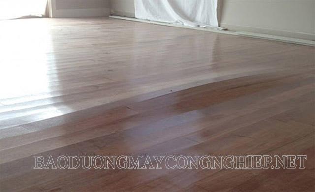 Môi trường ảnh hưởng rất lớn đến chất lượng sàn gỗ