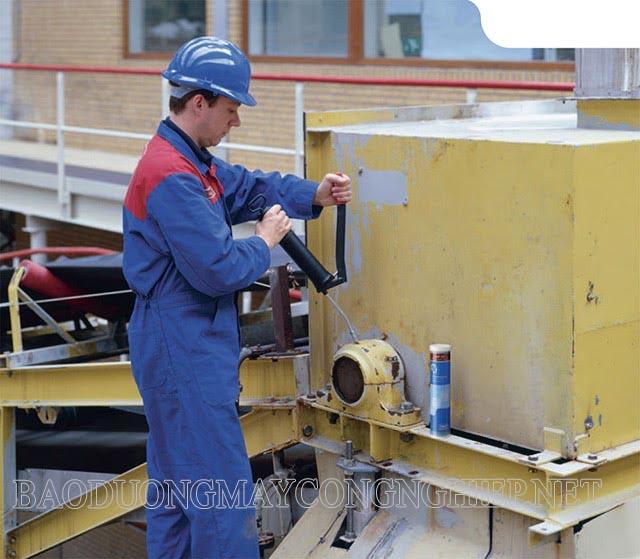 Súng tra mỡ SKF được sử dụng nhiều
