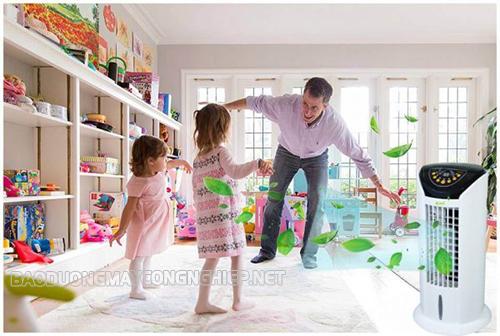 Máy hút ẩm giúp bảo vệ tốt cho cả gia đình bạn