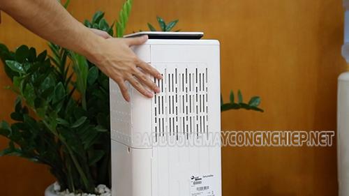 Sử dụng máy hút ẩm đúng cách đem lại hiệu quả hút ẩm cao
