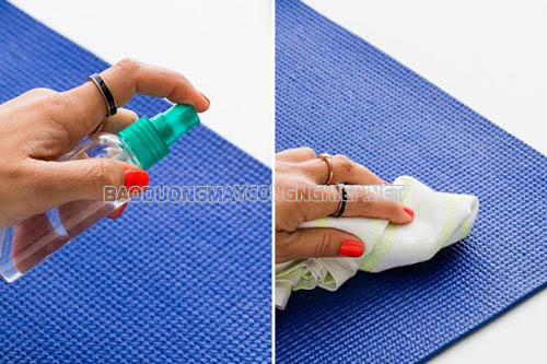 Người tập yoga cần chú ý nắm được các cách giặt thảm tập yoga để thảm luôn sạch sẽ, đảm bảo sức khỏe
