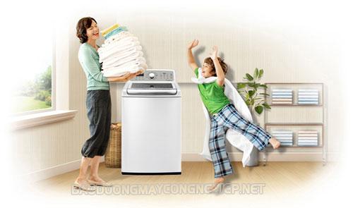 Bảo dưỡng máy giặt tại nhà là việc làm cần thiết