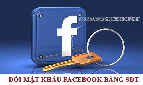 đổi mật khẩu facebook trên điện thoại samsung
