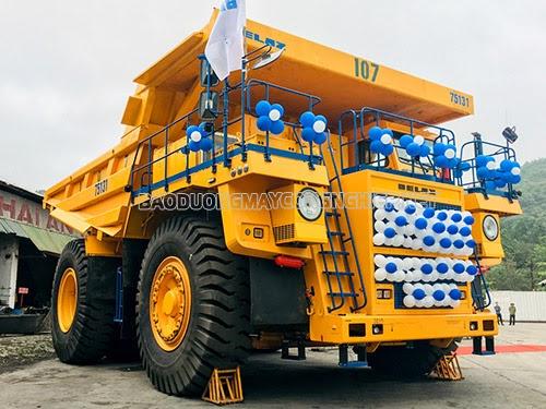 chiếc xe tải lớn nhất thế giới
