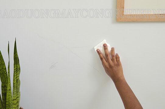 Cách làm sạch tường nhà bị bẩn nhanh và hiệu quả